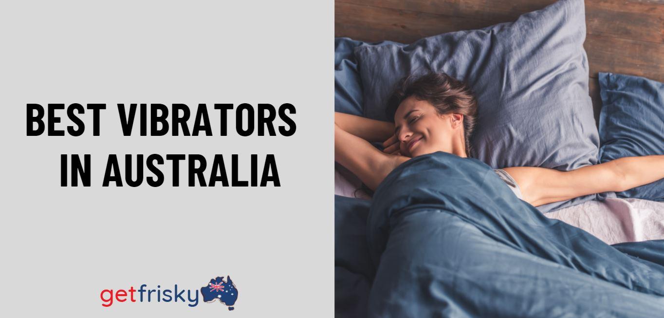 Best Vibrators in Australia
